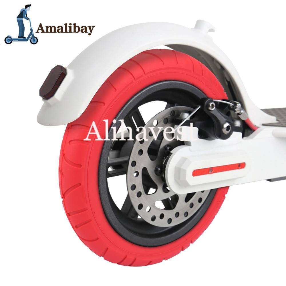 עבור שיאו mi M365 חשמלי קטנוע 10 אינץ צמיגים Amalibay לנטנה עיבוי צינור לשיאו mi Mi קטנוע M365 פרו xio mi M365 חלקי