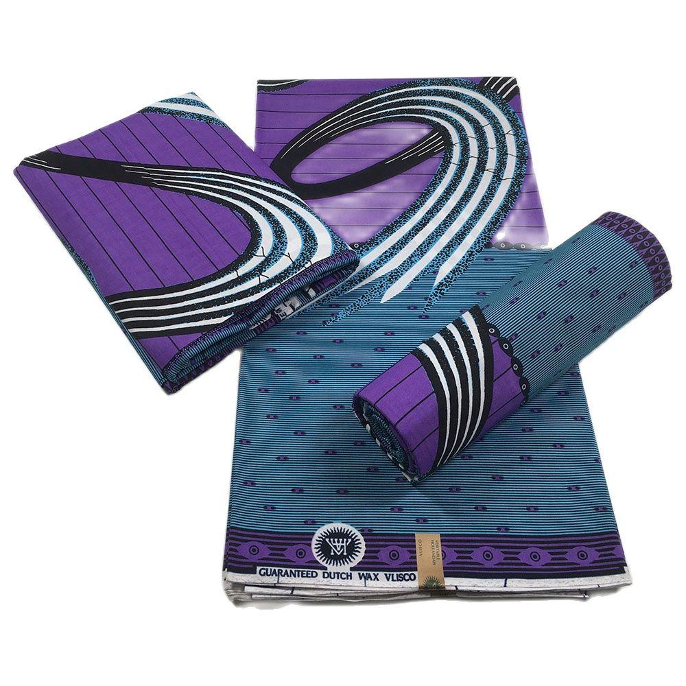 Ankara wax fabric 2021 high quality African wax print fabric 100% cotton soft African guaranteed veritable real wax for dresses
