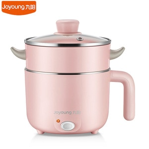 Joyoung GD76 Electric Cooker Household Steaming Cooking Mini Cooker Hot Pot Multi Cooker Safety Protection Cooking Pot
