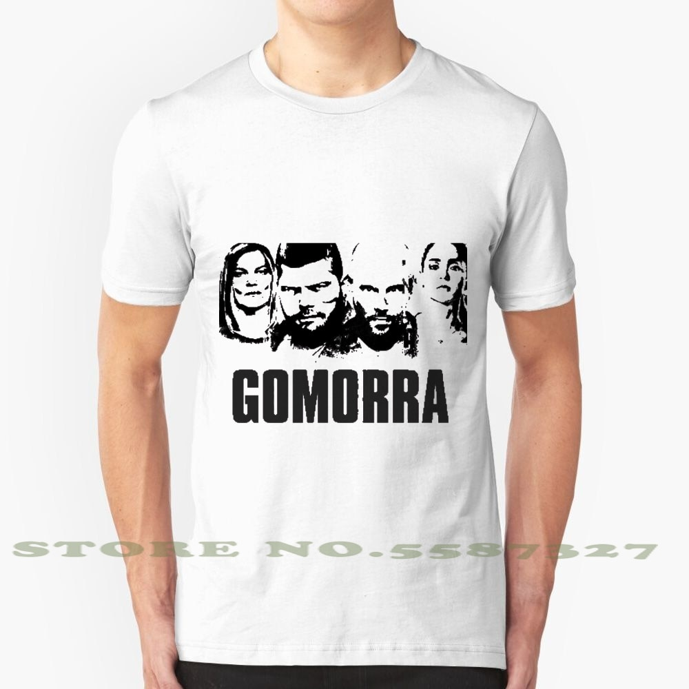 Camiseta de diseño moderno Gomorra, camiseta Gomorra, Pablo Padrino, El Padrino, El Padrino, serie de Tv Corleone