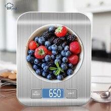 דיגיטלי מטבח בקנה מידה, תצוגת LCD 1g/0.1oz מדויק נירוסטה מזון בקנה מידה עבור בישול אפיית סולמות שקילה אלקטרוני