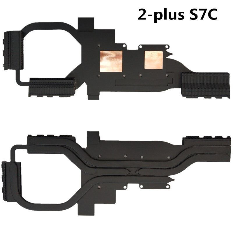 Transformação do Radiador de Heasink de Refrigeração do ar da Água de Diy Vento para Asus Gaming Spear 2-plus S7c 3-plus S7d de Diy – Rog