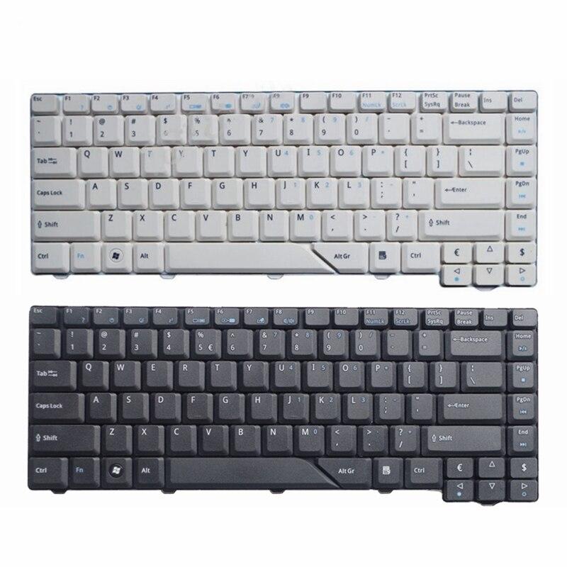 Ordenador portátil teclado Inglés para Acer Aspire 5715 5715Z 5720G 5720Z 5720ZG...