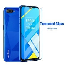 9H Hardness HD Clear Film For Realme C1 C2 C3 C3i C11 Q Screen Protector For Realme 6 Pro 6i 6S Film