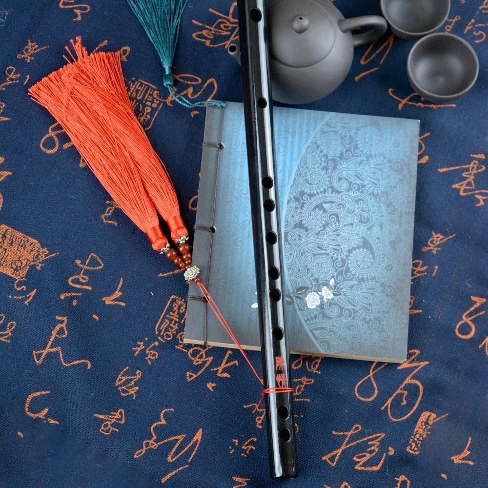Professional Bamboo Flute for Children Adult Transverse Dizi Flute Musical Instruments C D E F G Key Wooden Flute Flauta enlarge