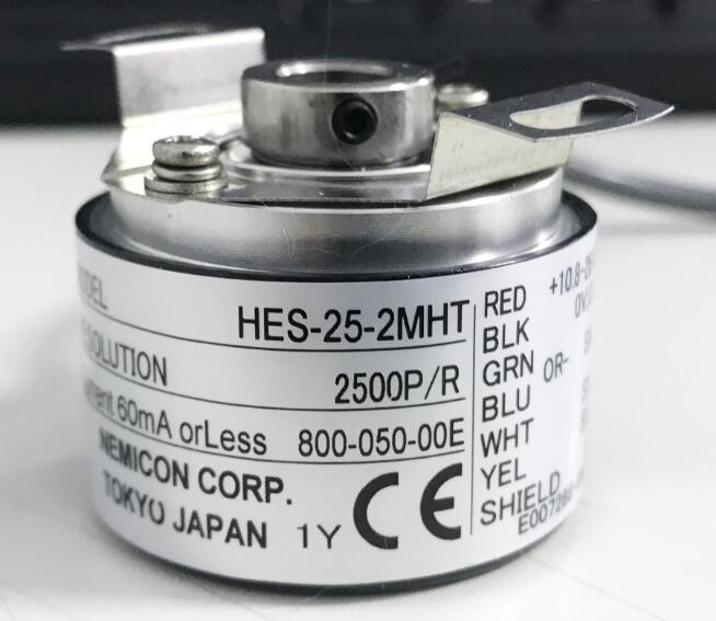 HES-25-2MHT dentro del control NEMICON * barato * 2500 estabilidad de rendimiento del codificador de pulso 10,8-26,4 V