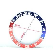 S38308 Aluminium Legierung Uhr Lünette Uhr Fall Ring Teile fit geeignet für herren uhr fall