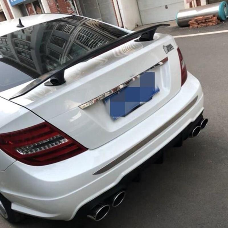 CEYUSOT FOR W204 W205 universal GT spoiler wing Mercedes C Class sedan accessories C180 C200 C400 ta