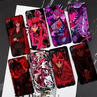 hazbin hotels alastor anime phone case for huawei p40 p30 p20 p10 p9 p8 pro lite plus p smart 2019 p9 lite fundas cover