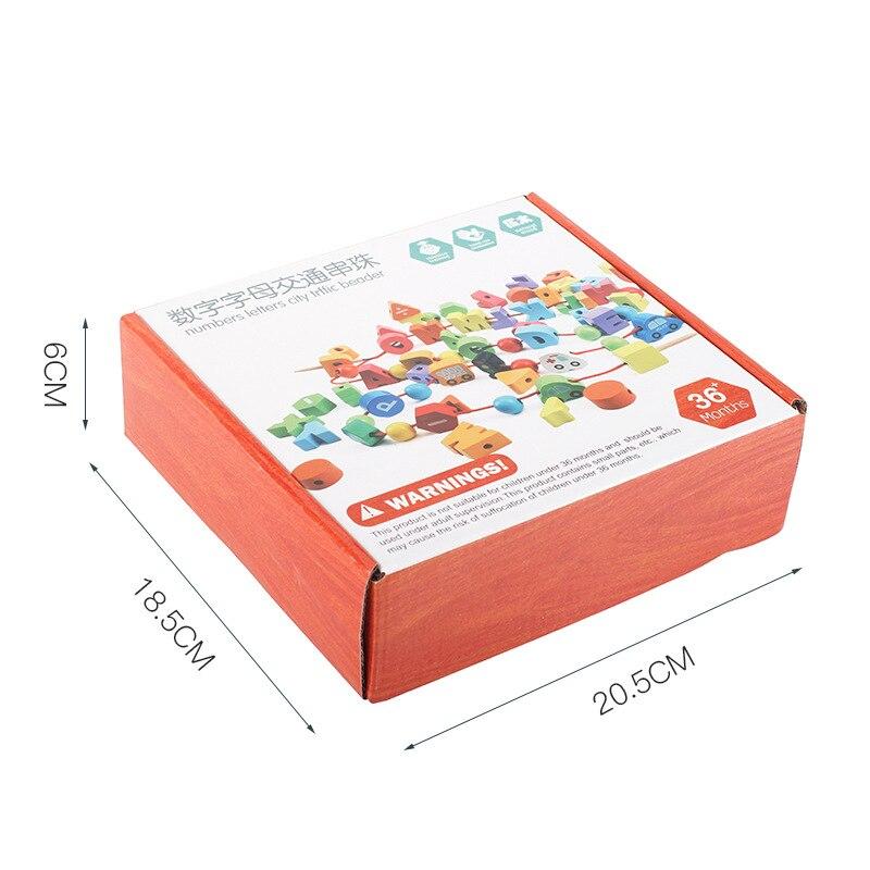 Деревянные игрушки, развивающие игрушки из крупных частиц для детского сада, интерактивные строительные блоки для обучения детям