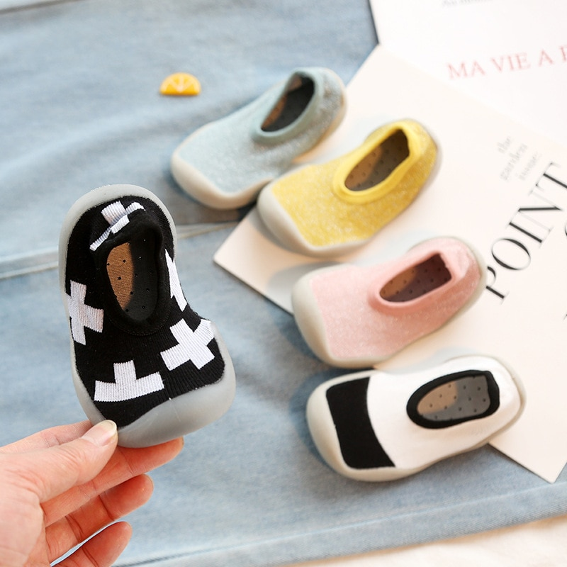 Baby Shoes Boy Girl Fashion Toddler Shoes New Born First Walkers Lovely Baby Booties Brand Fashion K