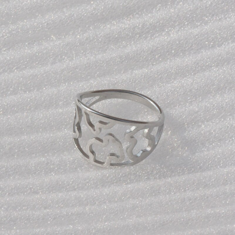 AliExpress - Finger Ring 1PC Stainless Steel jewelry Fashion Jewelry Top-grade Plated Factory Price wholesale