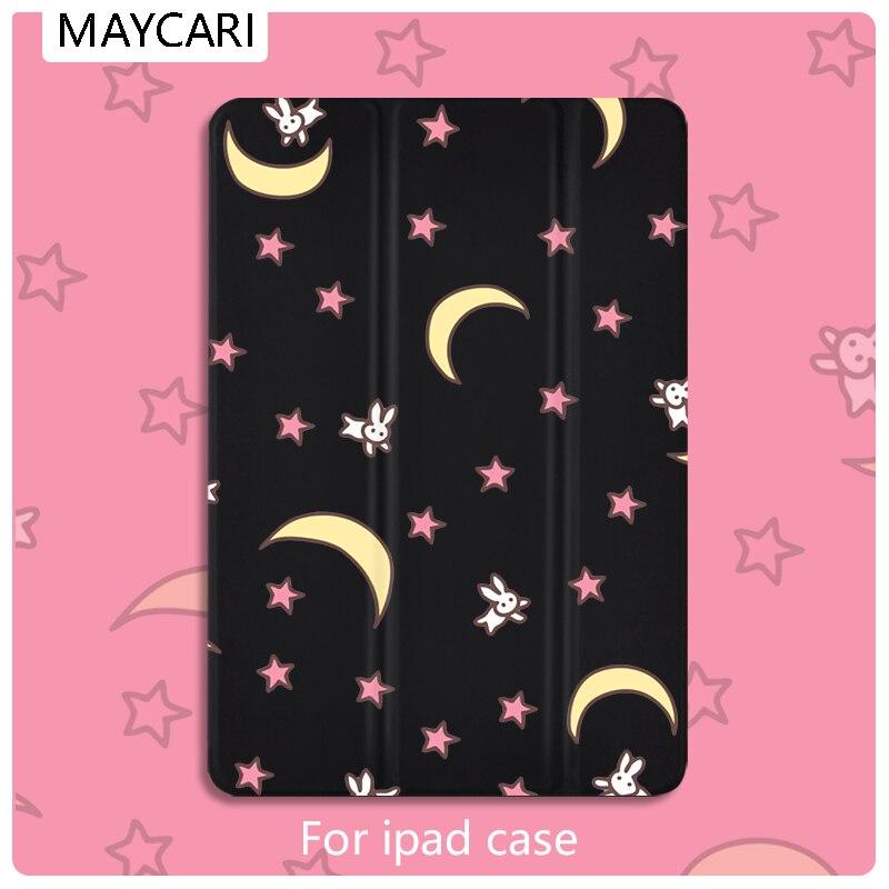 Ipad 2 3 4 White Leather PU Hard Back Case Fun Cute Fruit Cover Protective For 2020 iPad Pro 11 12.9 10.5 7.9 inch Mini 1 2 3 5