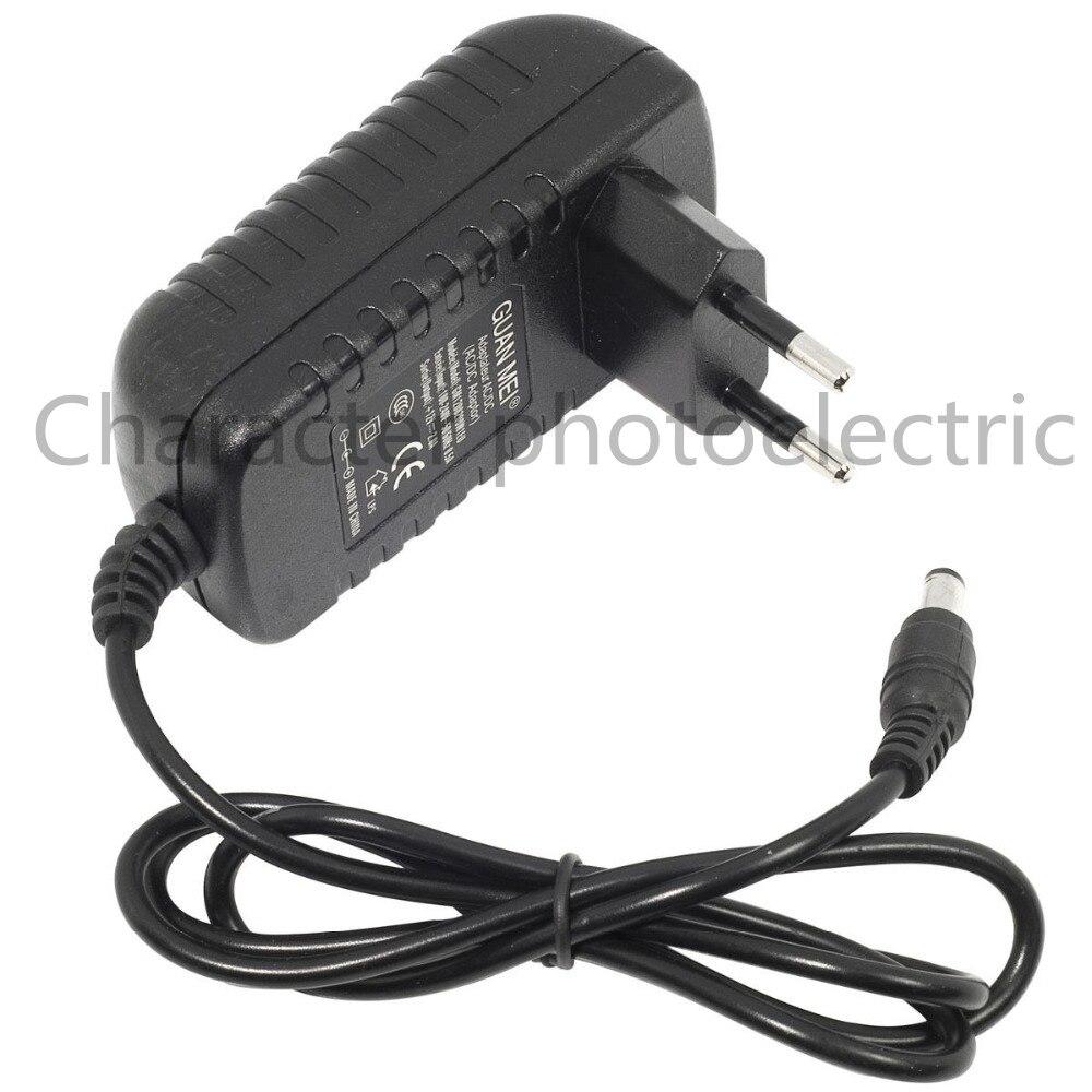 12V 2A 1Pc Carregador Fonte ac dc fonte de alimentação Conversor Adaptador de Comutação da fonte de Alimentação AC 100-240V para DC Para 3528 5050 Faixa de LED