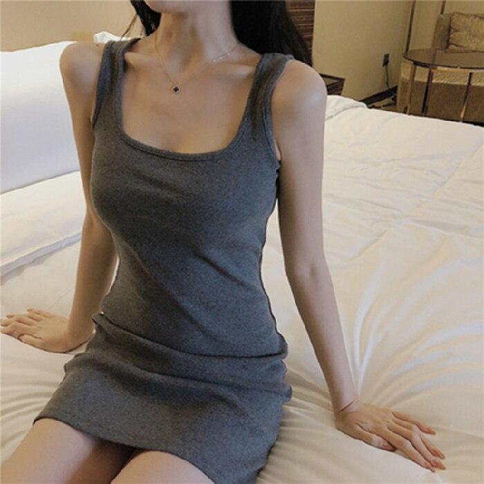 Vest Skirt for Women Summer 2021 New Suspender Dress Hot Sale