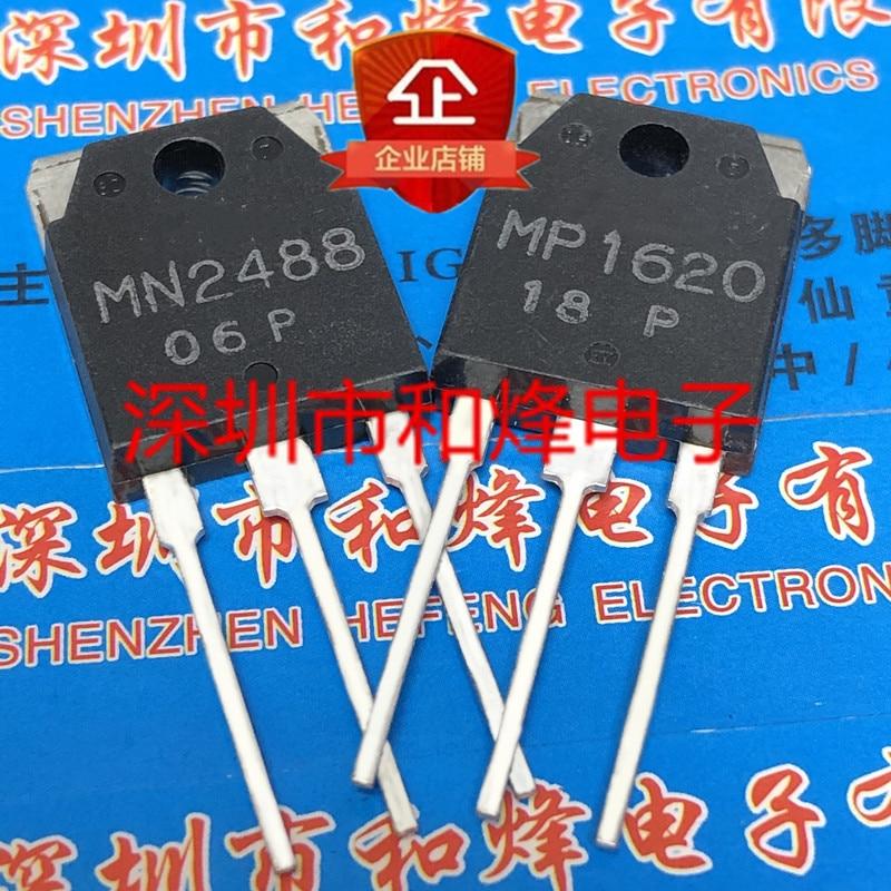 2 unids/lote MN2488 MP1620 TO-3P emparejamiento nuevo original