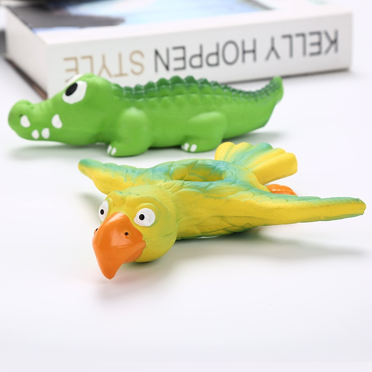 LaTeX Dog Toy Bite Resistant Molar Latex Sound Making Toy Dog Training Toy Pet Molar Toy new funny sounding toy hand pinch toy pet toys sound dog toys molar bite resin simulation plastic beer bottles