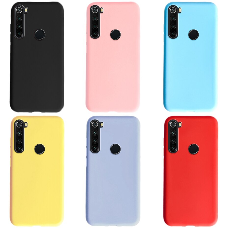 For Xiaomi Redmi note 8t Case Silicone Soft TPU Phone Cover For Xiaomi Redmi note8t note 8t 8 t pro Case Fundas Coque Bumper 6.3
