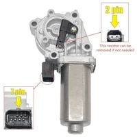 car transfer case shift actuator motor fit for bmw x3 x5 600 932 27107566296 27107568267