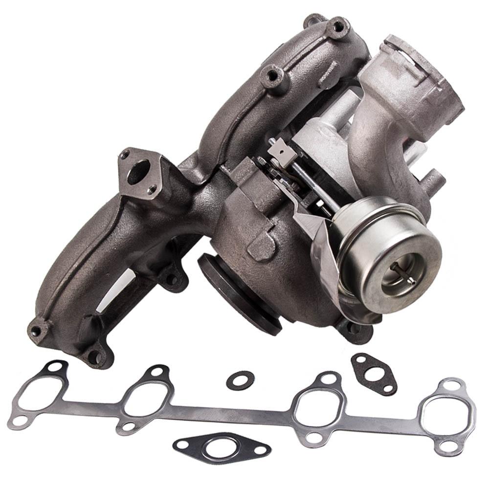 GT1646V Turbo Audi a3 1,9 TDI 751851 77 Kw 105 HP BJB motor + turbocompresor múltiple de turbolader 54399880022