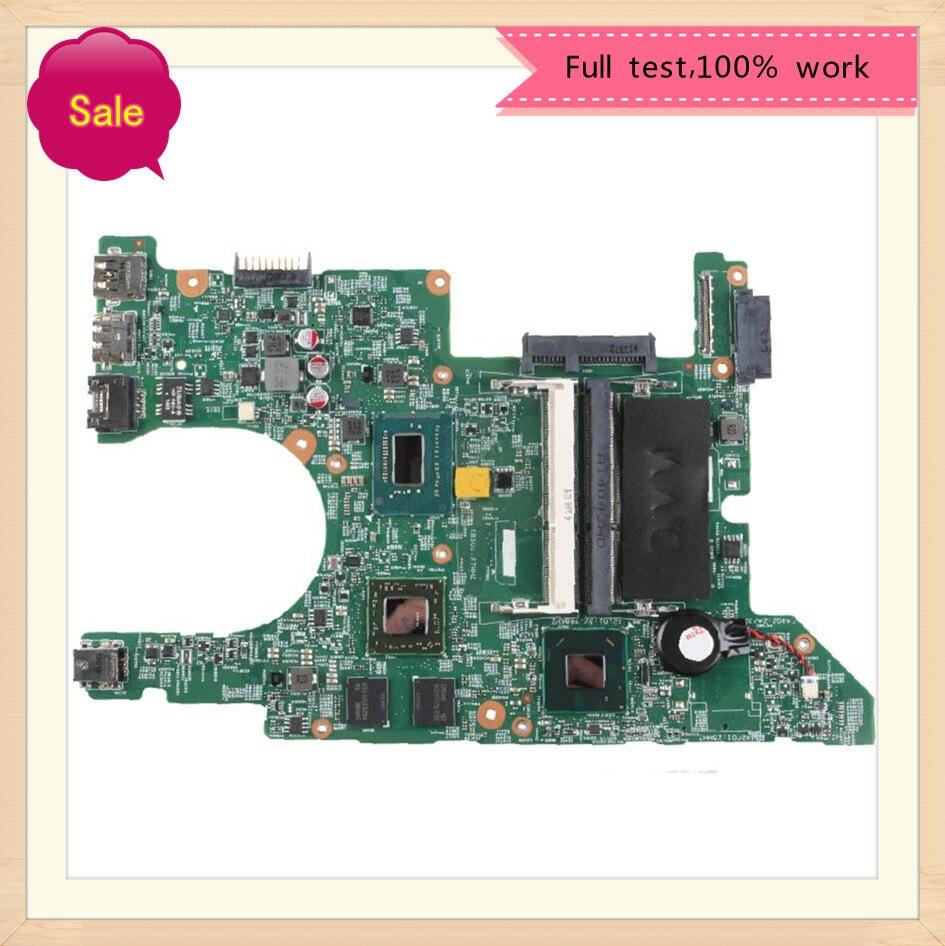 CN-0031D8 para dell inspiron 5423 11289-1 0031d8 sr0xf I3-3227U 216-0833018 notebook placa-mãe teste completo 100% trabalho