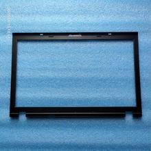 Nowy oryginalny dla Lenovo Thinkpad T510 T520 T530 W510 W520 W530 LCD pokrywa przednia dla dotykowy ekran laptopa czarny 60Y5482 75Y5428