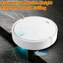 Robot de balayage Intelligent 3 en 1   Chargeur automatique, aspirateur sec/humide, Machine de nettoyage ménager XH8Z
