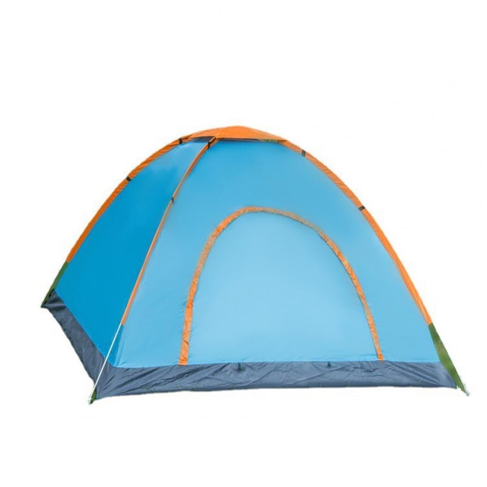 Toldo doble automático de apertura rápida para acampada al aire libre, carpa plegable