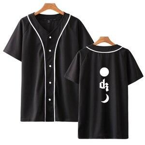 Дермот Кеннеди модных принтов бейсбольные футболки для женщин/мужские летние футболки с короткими рукавами футболка; Лидер продаж; Повседневная Уличная одежда