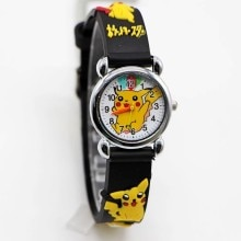 New Arrival 3D Cartoon Lovely Girls Boys Children Students Quartz WristWatch High Quality Kids Watch