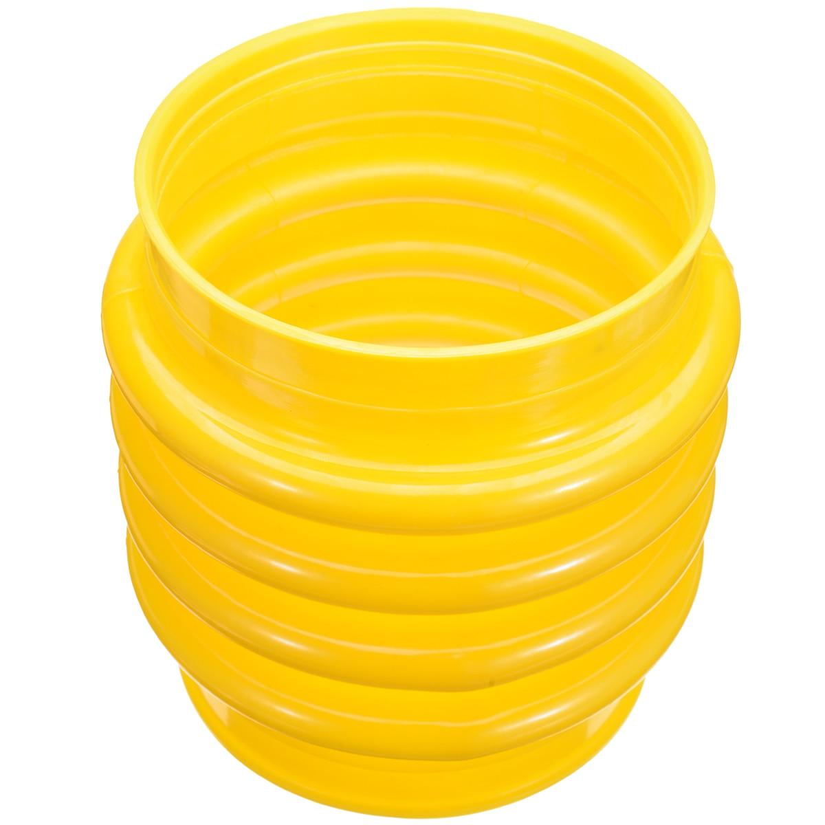 1 ud. Bota de fuelle de gato de salto duradero de 17,5 cm de diámetro. Para Wacker Rammer compactador Tamper Accesorios de herramientas eléctricas
