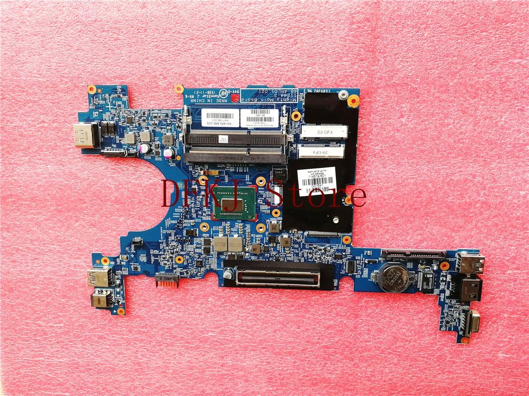 714519-001 714519-501 لأجهزة الكمبيوتر المحمول HP EliteBook 2170P اللوحة الأم I5-3437 وحدة المعالجة المركزية DDR3 100% اختبارها