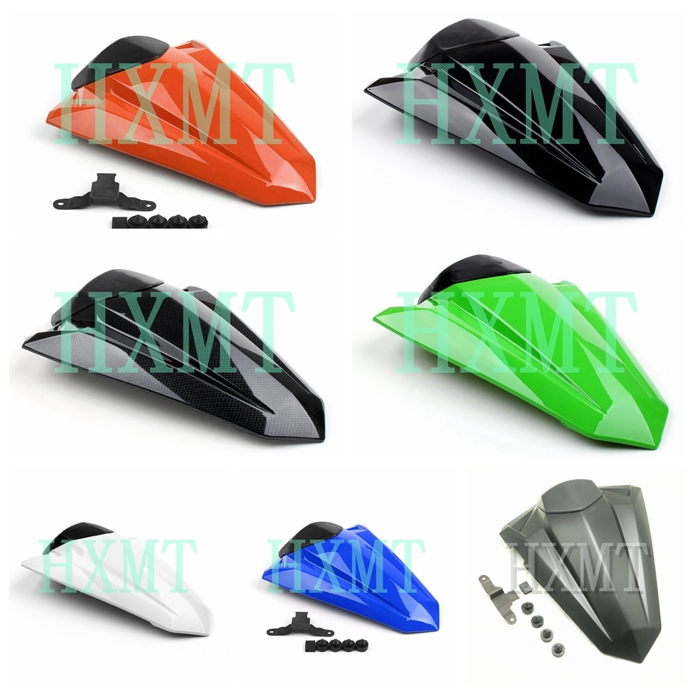 For Kawasaki Ninja 300 250 Z250 EX300 2013 2014 2015 2016 2017 2018 2019 motorcycle Pillion Rear Seat Cover Cowl Solo Seat Cowl