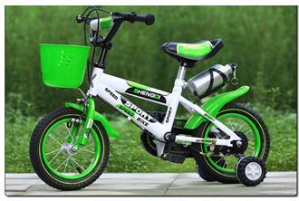 Vélo de sport professionnel pour enfants, Configuration haute sécurité, 12/14/16 pouces