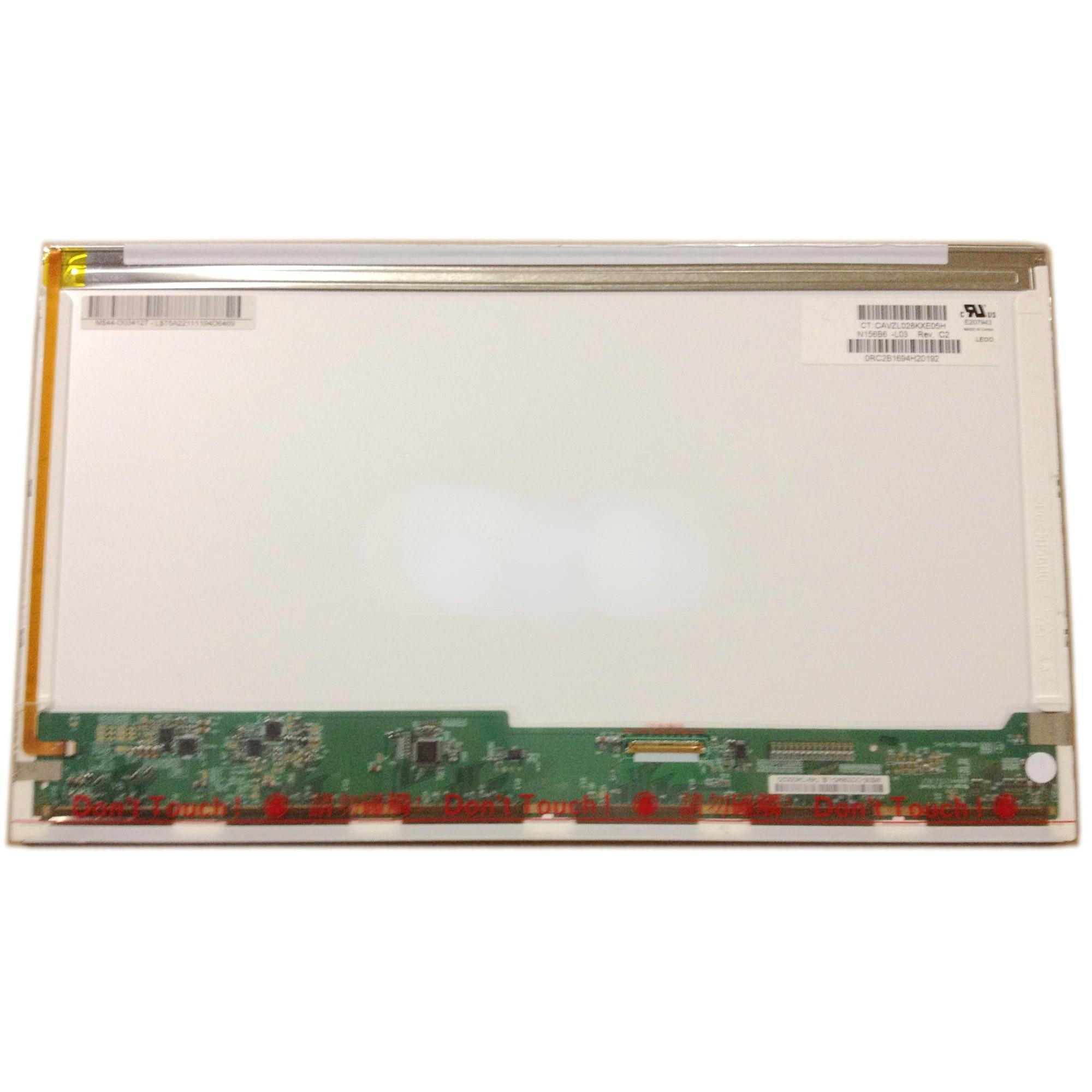 N156B6-L03 L04 B156XW02 V.1 V.0 LTN156AT03 LP156WH2-TLC1 شاشة لاب توب LCD 1366*768 40 دبوس موصل الحق