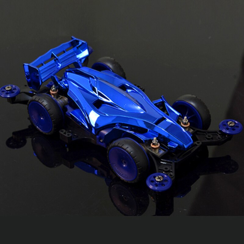 Yangkai Mini 4WD Car MA Chassis Fouble Head Motor Damping Model  Racing  Toys Install Set   DIY Accessories