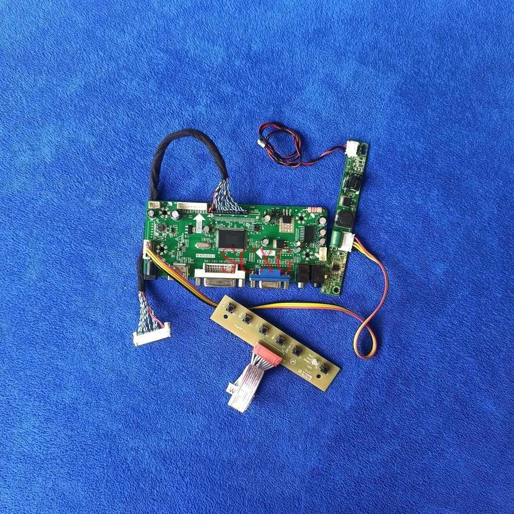 شاشة LVDS 30 Pin 1920*1200 متوافقة مع M190EG02/M190ETN01.0/MV190E0M/HSD190MEN6 HDMI لوحة تحكم DVI VGA LED/LCD Kit