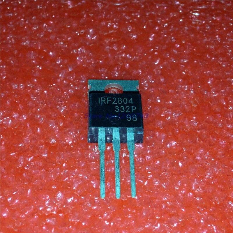 10 unids/lote IRF2804 a-220 IRF2804PBF efecto de campo de Canal N en Stock