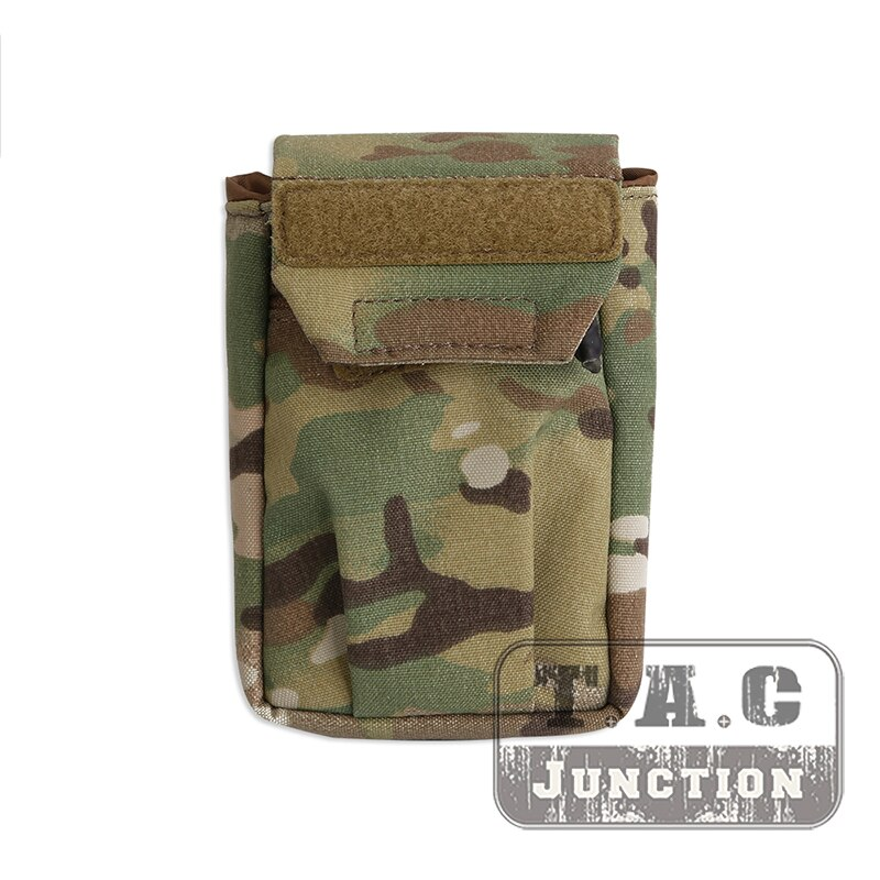 Bolsa GP Emerson de uso General para chaleco táctico, herramienta de Multicam MOLLE, soporte de almacenamiento, paquete de carga GP, accesorio de caza de disparo