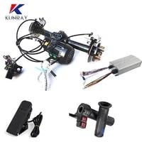 80cm90cm electric rear axle motor 48v 60v 500w 1200w dc differential motor electric motor electric rickshaw dc separate motor