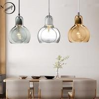 Modern creative personality E27 single head hoist pendant lamps for living room dining room bedroom study aisle restaurant cafe