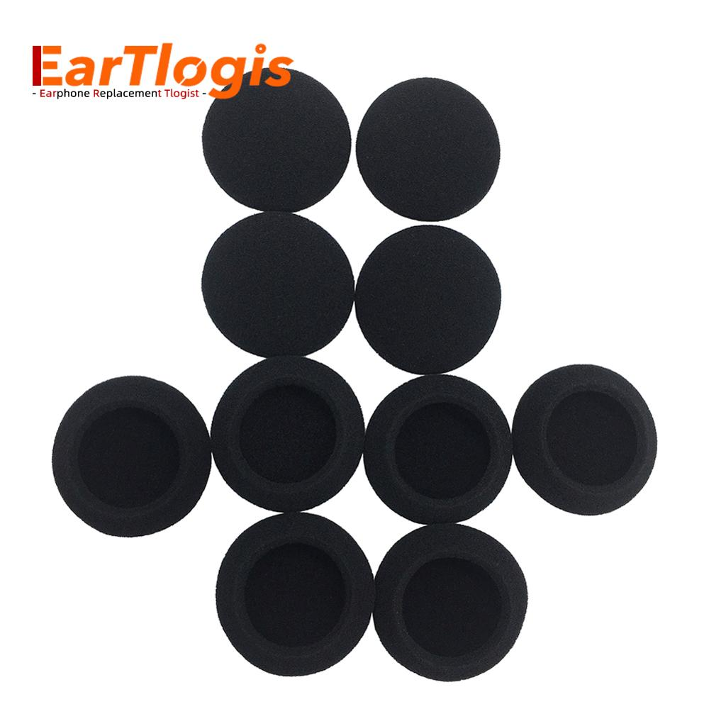 Almohadillas de esponja de repuesto para auriculares para Sony MDR-G45 MDR-222KD/PIN MDR-IF240RK piezas de auriculares funda de espuma almohadilla para auriculares