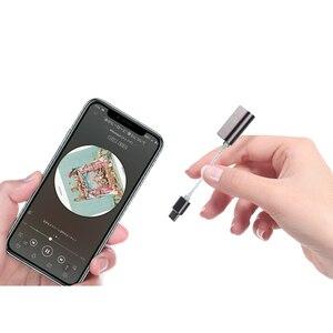 Image 2 - Кабель ЦАП DUNU DTC100 ESS9118EC, USB, диаметром 3,5 мм, усилитель для наушников, усилитель PCM 24 бит/384 кГц DSD256 для телефонов Android DTC 100