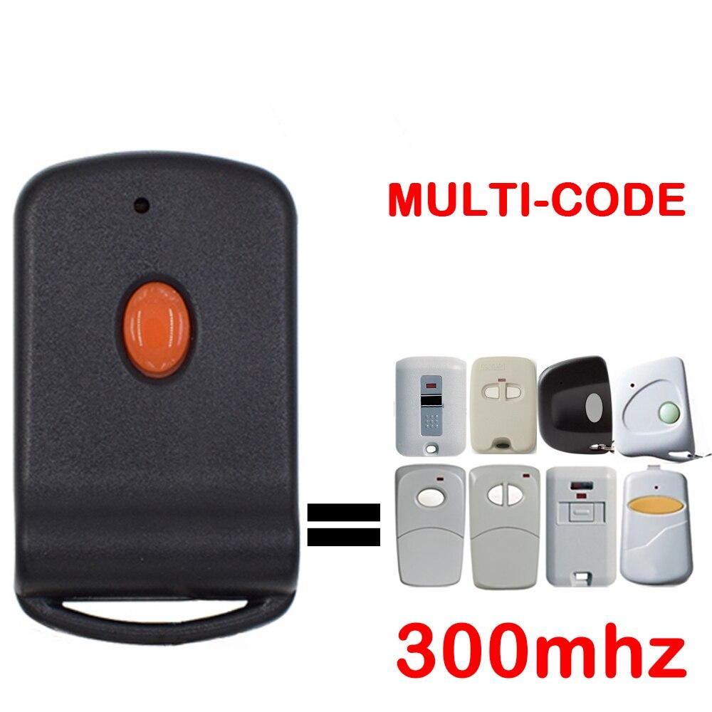 3060 3089 جهاز إرسال خطي متعدد الرموز 10 Dip مفتاح باب المرآب جهاز تحكم عن بعد 300MHz جهاز إرسال لاسلكي 308911 EZ فتاحة بوابة الرمز