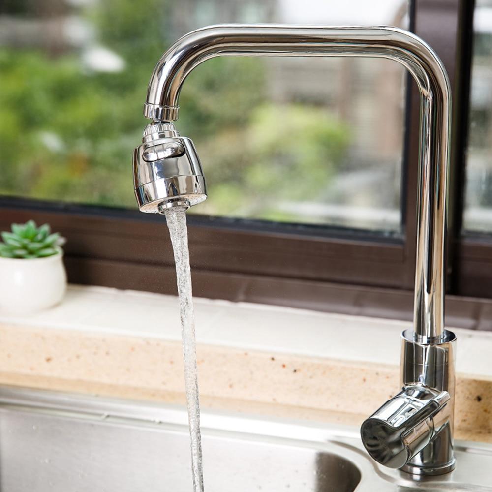 1 шт. переносной кран фильтр Нержавеющаясталь вращающийся Кухня всплеск насадка экономии воды Ванная комната фильтр Ванная комната s