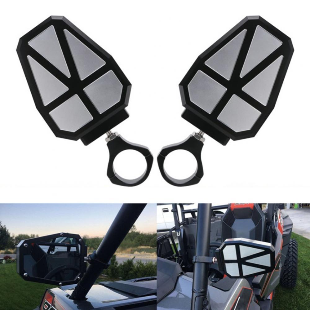45% Hot Sales!!! 2Pcs Adjustable Wide Range Off-road Vehicle Bicycle CNC ATV/UTV Rearview Mirror