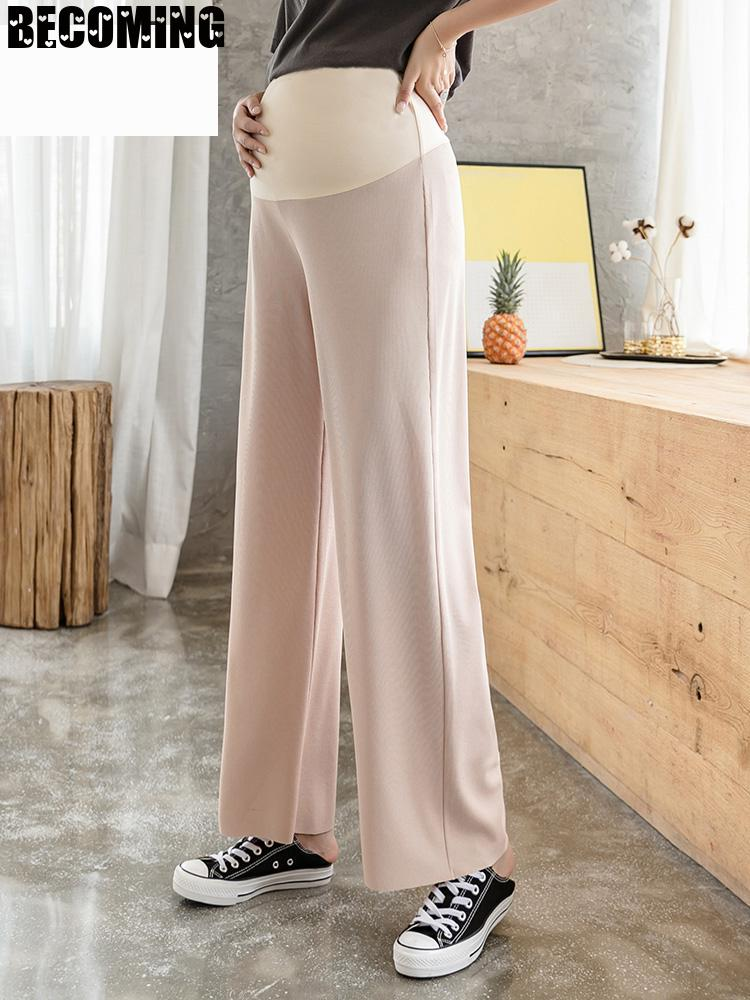 Maternity Pants  Summer Clothes Women  Maternity Trousers  Pregnancy Pants Soft  Pant For Maternity Clothes  Cotton Pants enlarge