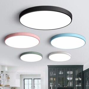 LED Modern Ceiling Light  Living Room Bedroom Lights Led Lights For Room Kitchen Ceiling Lights Corridor Balcony Surface Mount