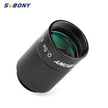 Svbony 0.5X réducteur Focal à caméra vidéo + télescope 1.25