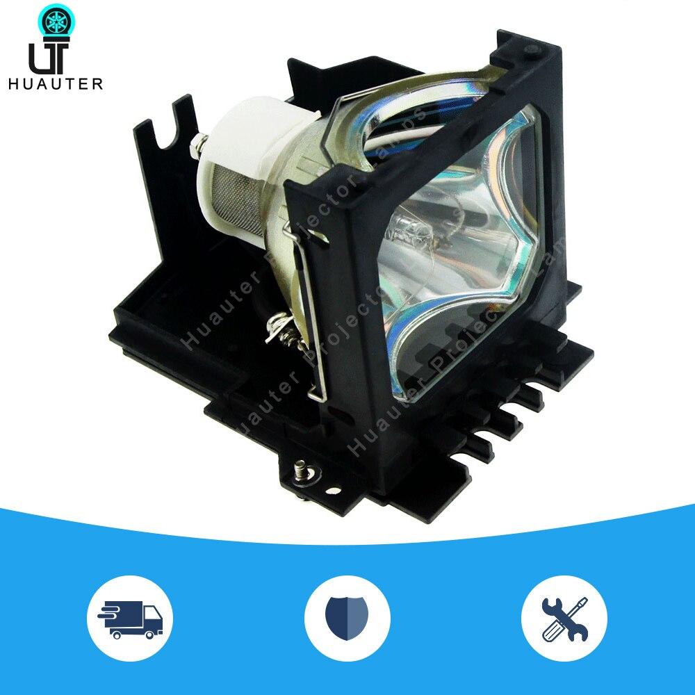 SP-LAMP-015 استبدال مصباح ضوئي ل Infocus LP840 ، LP850 ، LP860 ، SP-LAMP-016 ، DP-8400X ، LitePro 840 استبدال لمبة